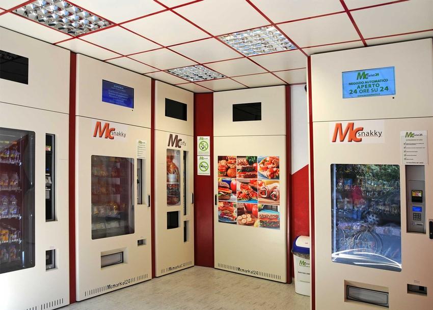 Distributori automatici guadagni