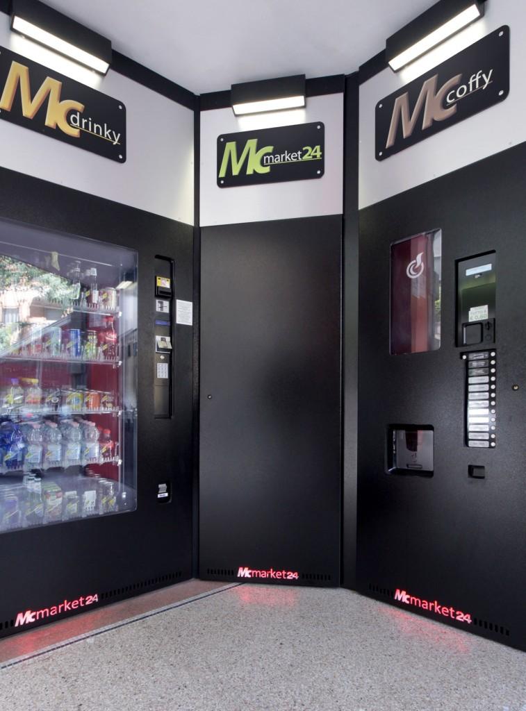 Negozio automatico aprire un franchising di negozi con for 2 negozio di storie con alloggi