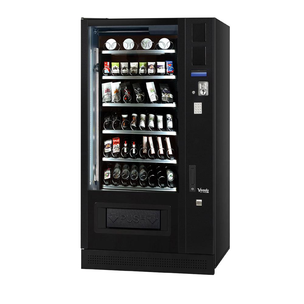 Mcmarket24: Distributore automatico di prodotti derivati dalla Cannabis Sativa Light e Snack.
